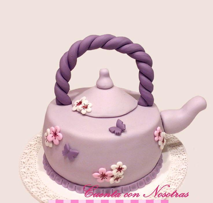Torta tetera Torta mujer