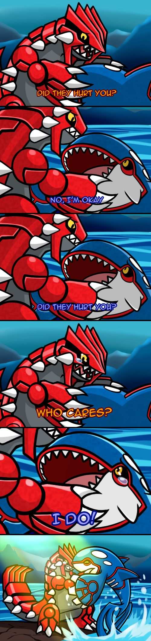 Pokemon ORAS: Jail Break by Mgx0.deviantart.com on @DeviantArt