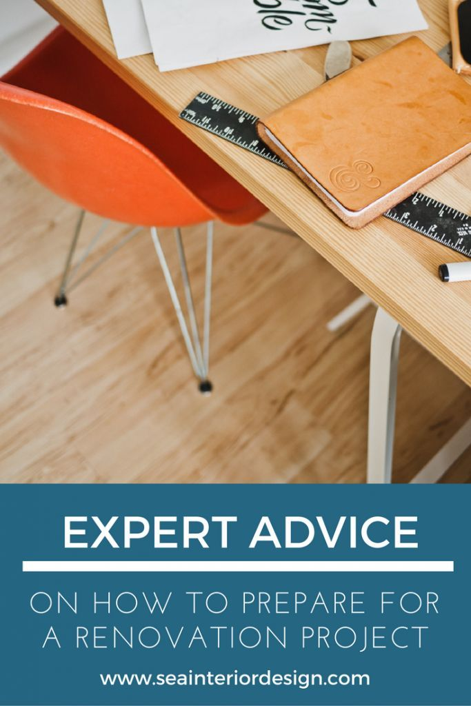expert advcie on how to prepare for a renovation project blogger rh pinterest co uk