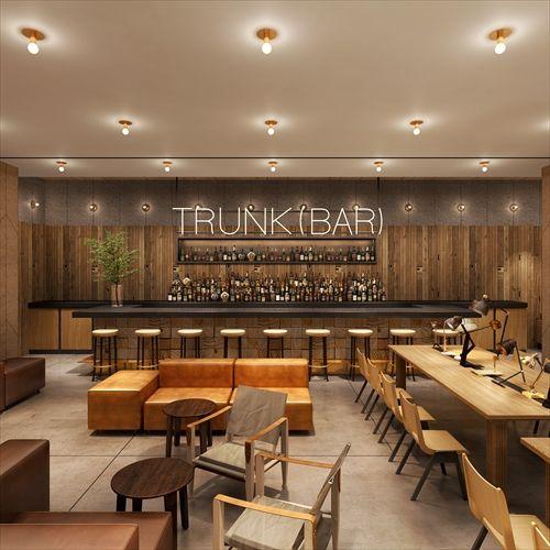 T&Gが手がけるホテル第1号「TRUNK(HOTEL)(トランク ホテル)」 原宿・神宮前に2017年5月13日(土)グランドオープンが決定 - 表参道&青山インフォメーション ブログ