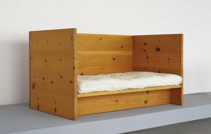 Donald Judd Daybed #32