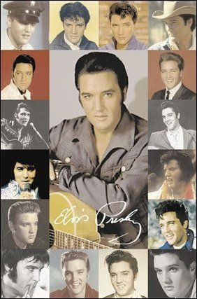find this pin and more on elvis aaron presley