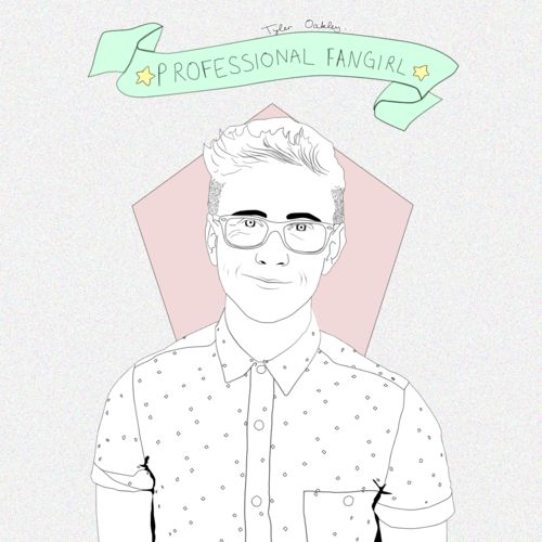tyler oakley drawing youtubers pinterest tyler