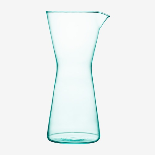 Iittala - Products - Drinking - Pitchers - Pitcher 95 cl, water green