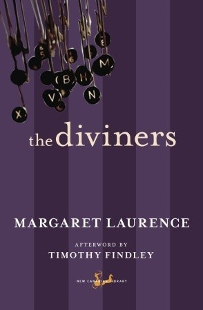 The Diviners, by Margaret Laurence: I had never read one of Margaret Laurence's books before this one (except her children's book, Jason's Quest). I was blown away. This is why she's one of the greats of Canadian lit.