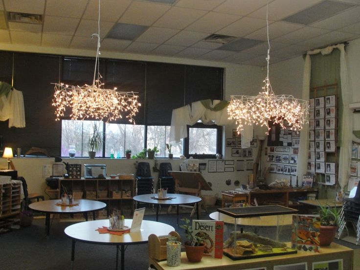 Reggio Classroom Decor Ideas ~ Best classroom ceiling ideas on pinterest