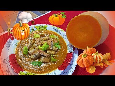 Вкусный и полезный суп из тыквы