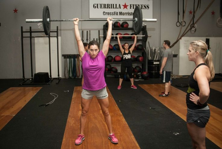 Heather C.  yay made the blog for WOD of the day