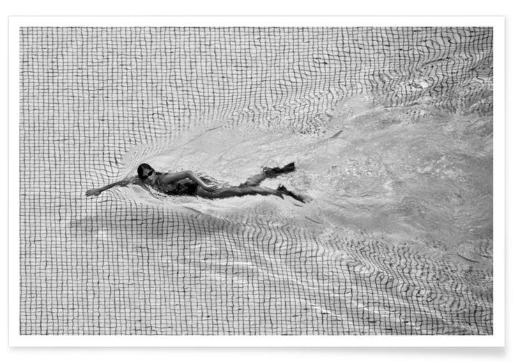 Black & White Photography: Swimming Pool