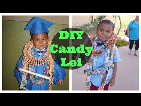 How to Make a Butterfly Money Lei for Graduation u…