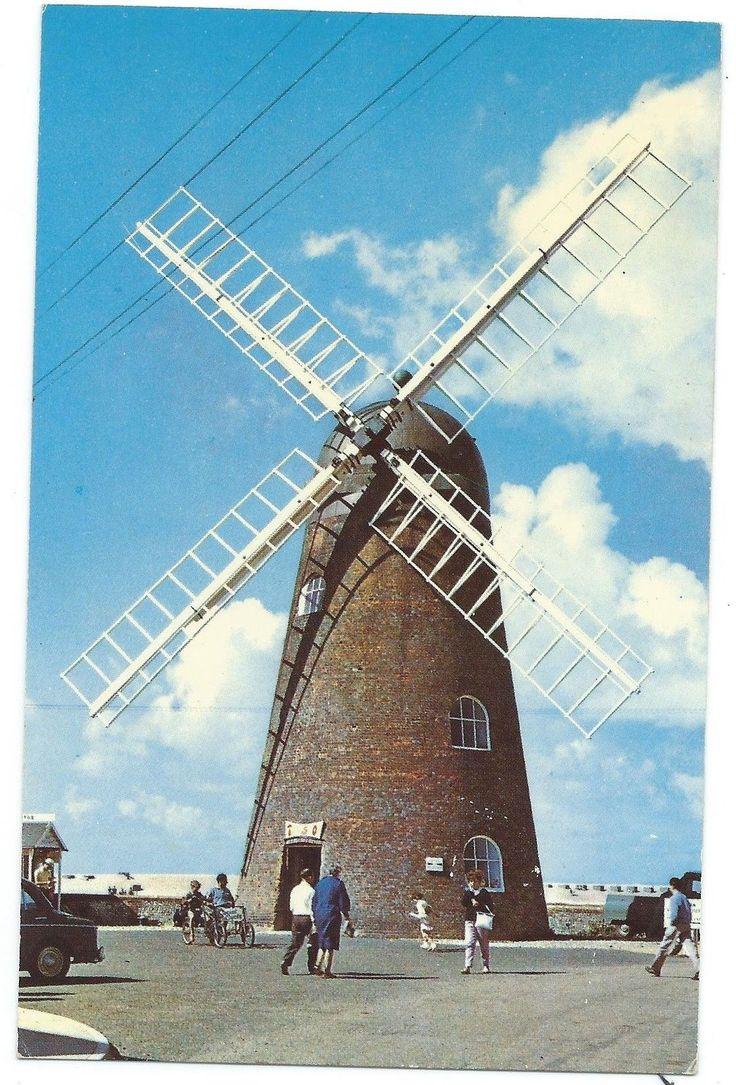 SUSSEX - MEDMENNY WINDMILL, SELSEY Postcard* | eBay