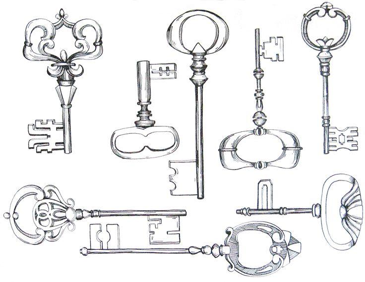 Vintage keys | Antique Keys