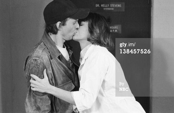 Dwight Schultz & wife Wendy Fulton in the A Team episode Bounty