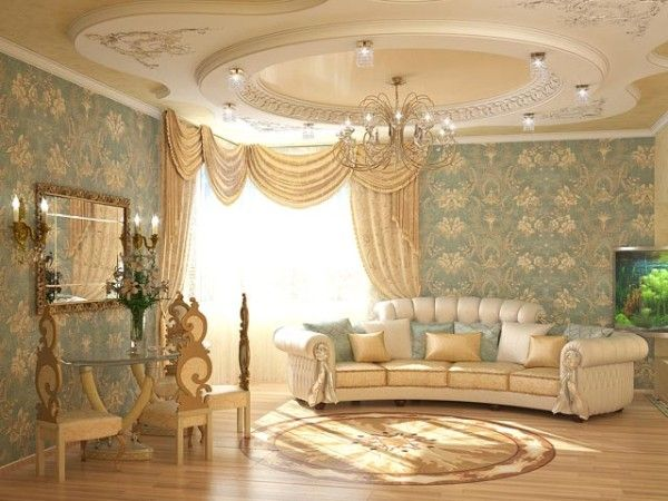 Baroque Home Decor Luxurious Furniture Baroque Furniture Decorate