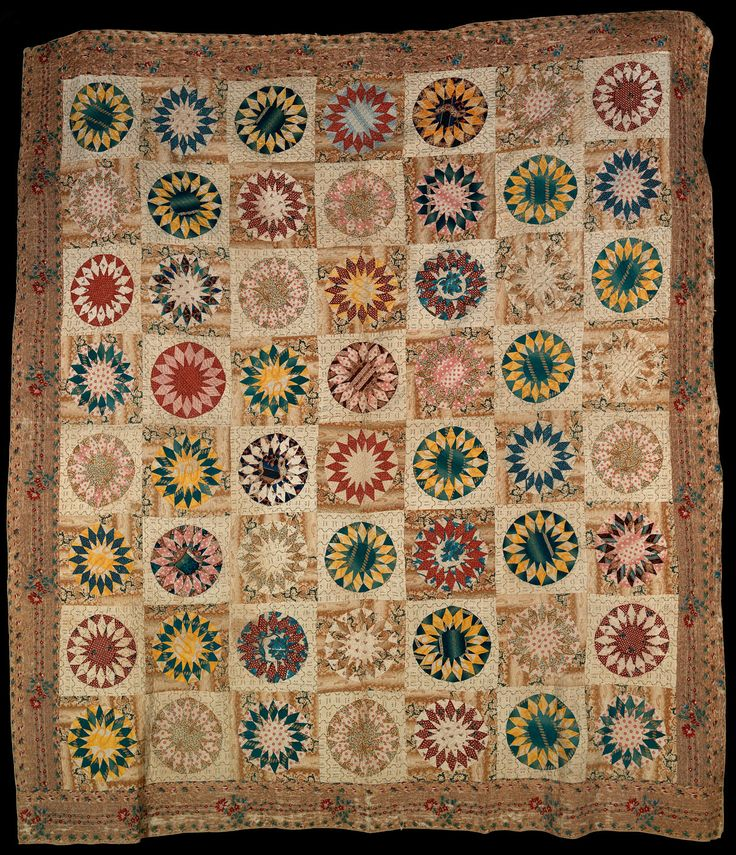 American Quilt, 1840                                                       …