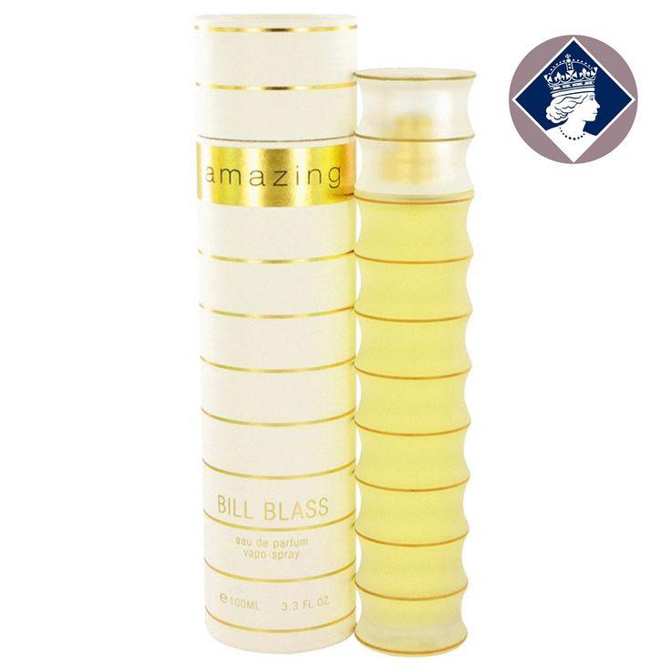 Bill Blass Amazing 100ml/3.3oz Eau De Parfum Spray Perfume Fragrance for Women