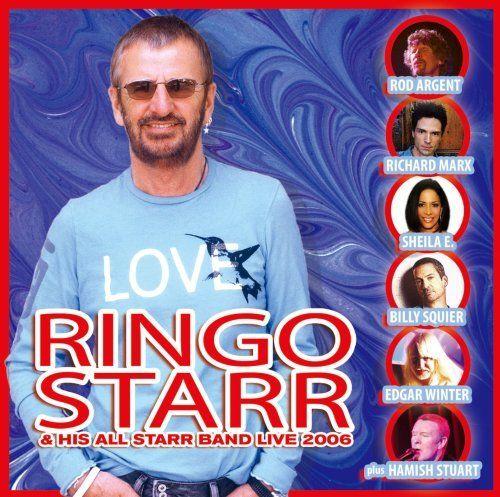 リンゴ・スター&ヒズ・オール・スター・バンド・ライヴ ビートルズ リンゴ・スターの画像