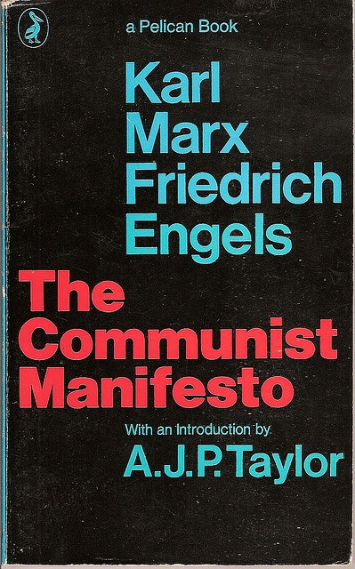 the communist manifesto book critique The communist manifesto is an 1848 political pamphlet by the german philosophers karl marx  press and the academia, as well as new editions of the book fronted by introductions to the text by academics one of these, the communist manifesto: a modern edition by verso, was touted by a critic in the london review.
