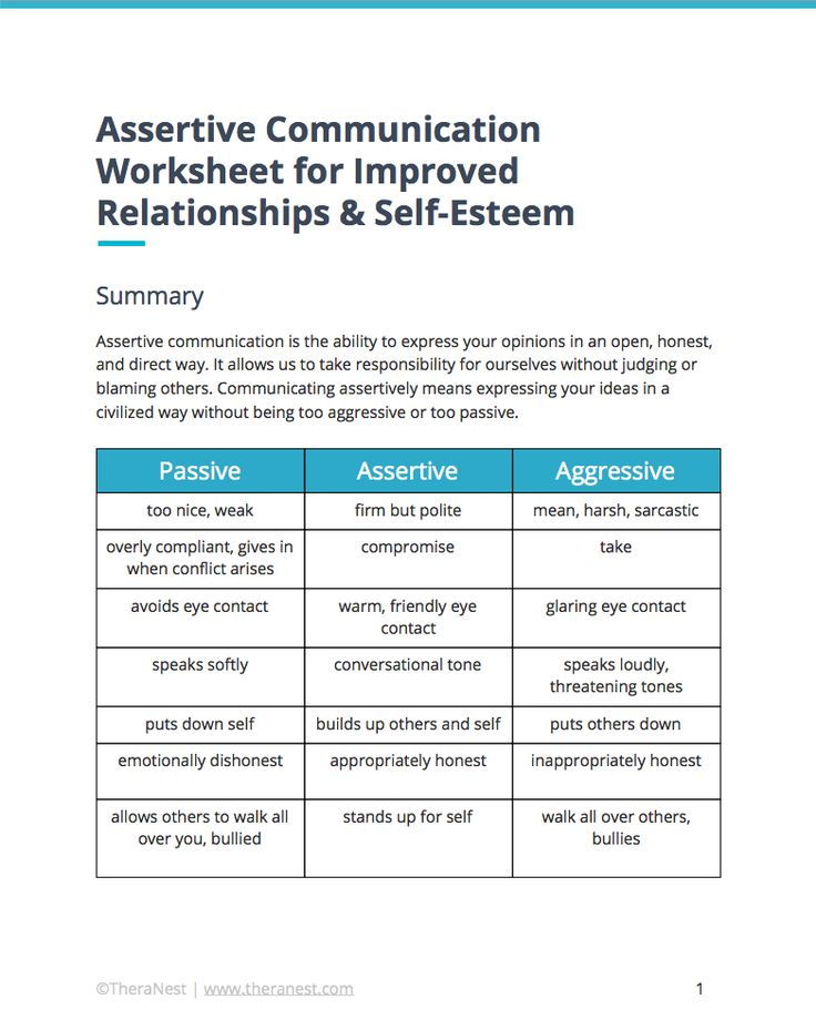 Printable What Communication Style Quiz