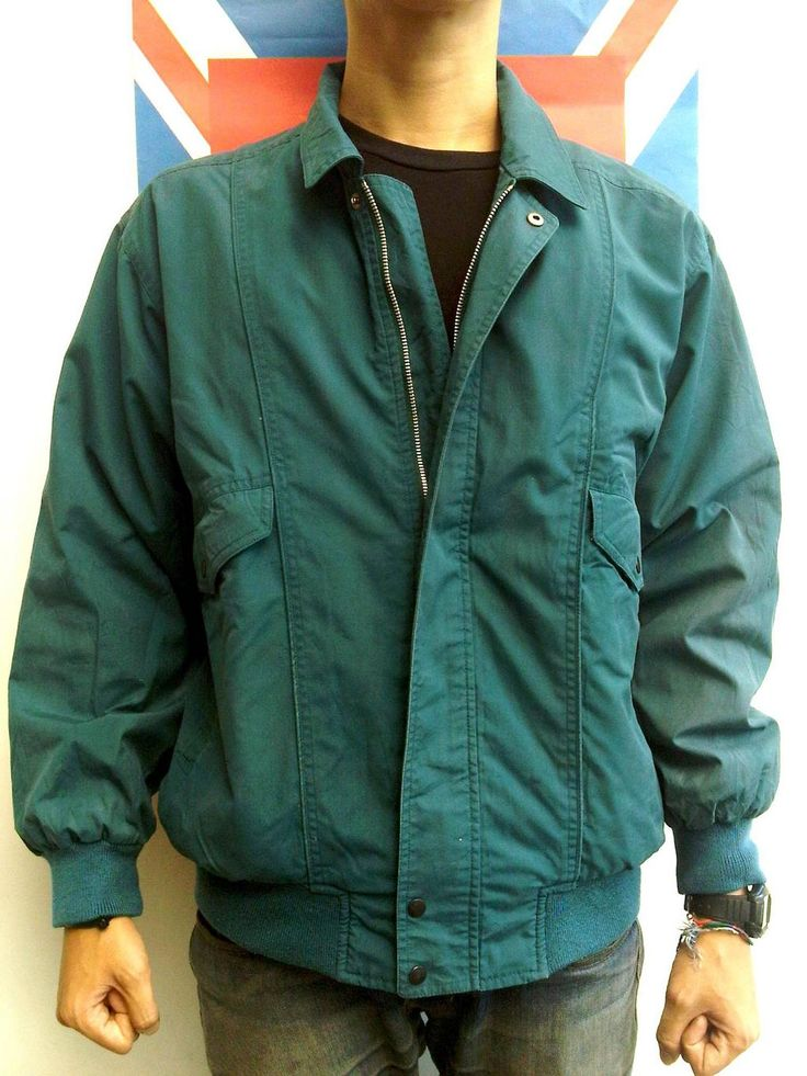 NO NAME (GREEN HARRINGTON) | size L (fit M) | IDR 199.000 | 80% condition