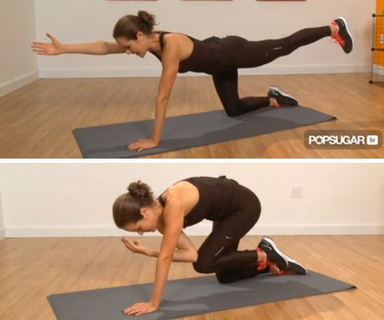 20 Ways to Work Your Abs Without Crunches. A few I've forgotten about!!