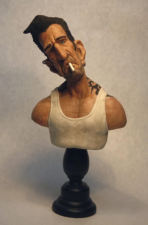"""""""Frankie"""" Super Sculpey 11"""""""