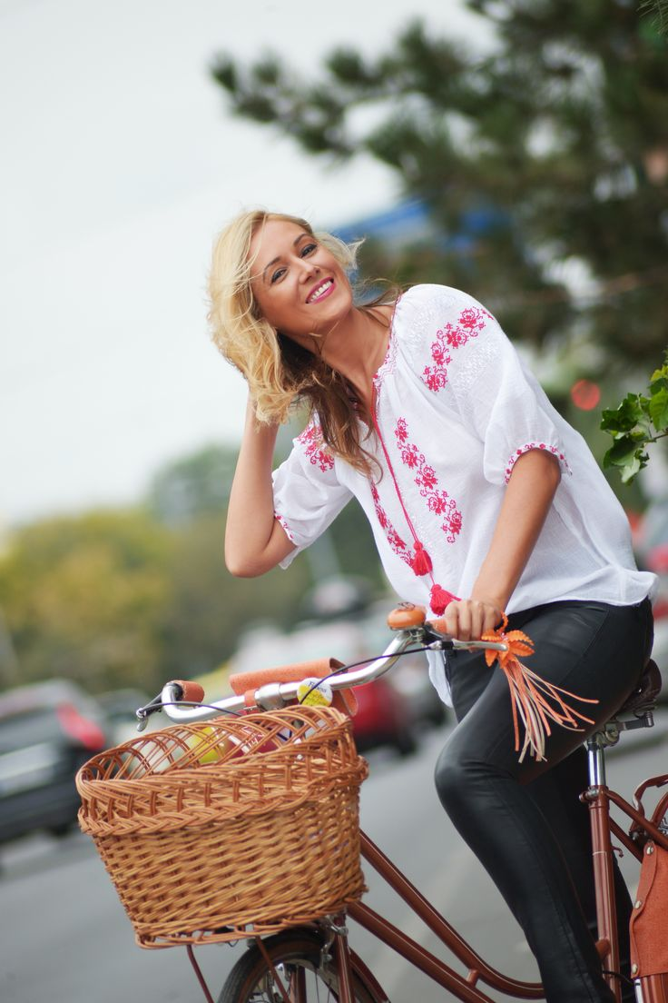 Perfect day! Paerfect blouse<3 #romanianlabelblouse
