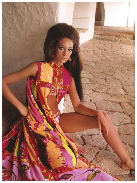 Marisa Berenson Photo Henry Clarke. La Boheme. I think she's one of the most beautiful women in the world