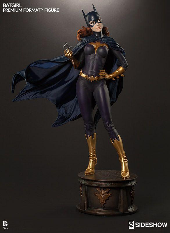 DC Comics Batgirl Premium Format(TM) Figure by Sideshow Coll | Sideshow Collectibles