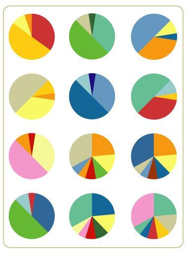 15 mejores im genes sobre los colores en pinterest combinaciones colores y paleta de color - Paleta de colores pared ...