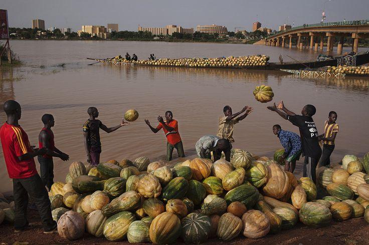 niamey, niger, september 2013. © joe penney/reuters