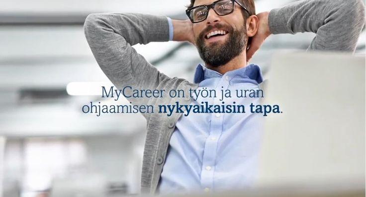 MyCareer on urasuunnittelun palvelu, joka hyödyntää ainutlaatuista verkkoympäristöä asiantuntevan uraohjauksen lisäksi, katso esittelyvideo tästä: http://urly.fi/paa
