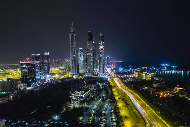 Dubai 2.0 by Richard Bentley. In January 2011 I made my first timelapse. 'Dubai 1.0'. 15 months on and 'Dubai 2.0' is here.