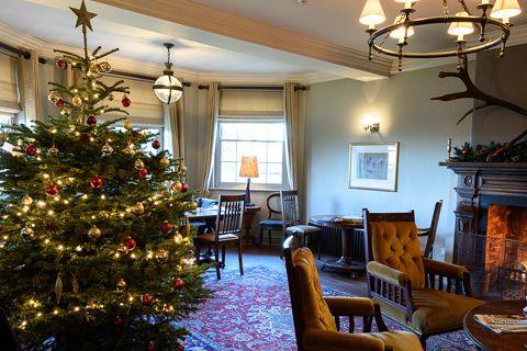 Christmas at The Victoria Inn