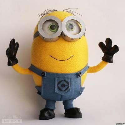 Мастер класс, как сшить игрушку Миньон из флиса, своими руками, Тело - Игрушки из ткани - Ткань и пряжа - Каталог статей - Рукодел.TV