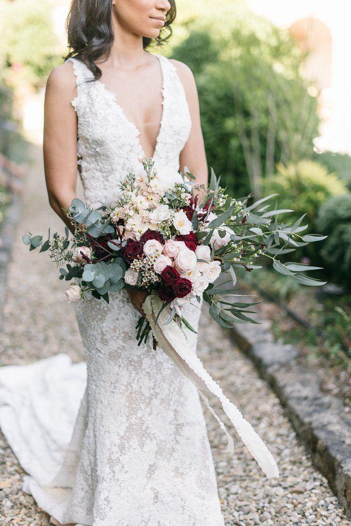 Pronovias Estela Size 2 Used Wedding Dress Front View On Model