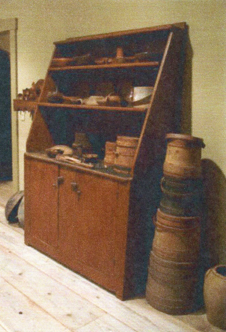 134 Best Colonial And Primitive Bucket Benches Cupboards