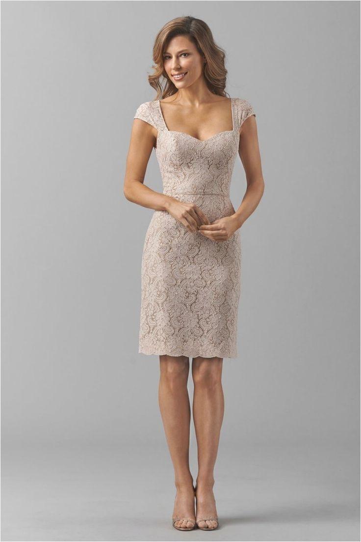 17 best ideas about Short Lace Bridesmaid Dresses on Pinterest ...