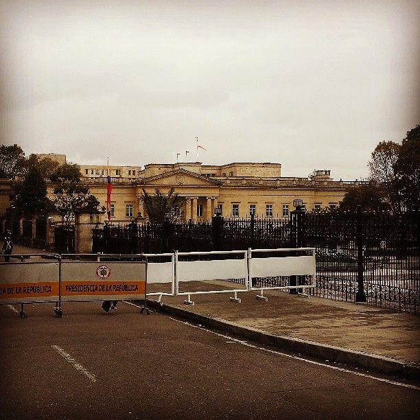 Presidential Palace in Bogotá, Bogotá D.C.