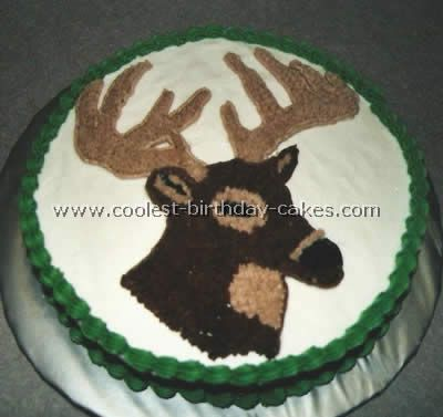 20 Best Images About Cake Ideas On Pinterest A Deer
