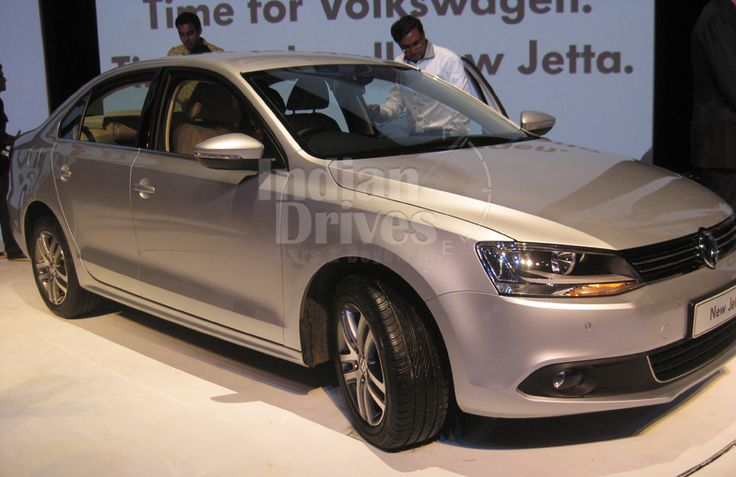 Volkswagen launches its new Jetta TSI in the Indian market for Rs.13.60 lacs.