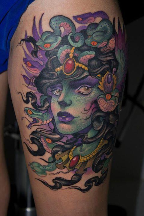 Medusa Artwork Tattoo: 10007431_686424221399224_2440407771853664991_n