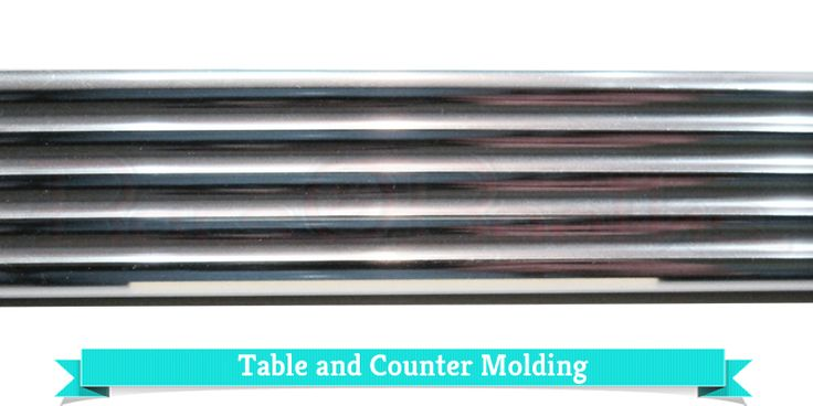 Metal Edge Banding for Countertops ... an order for our metal ...