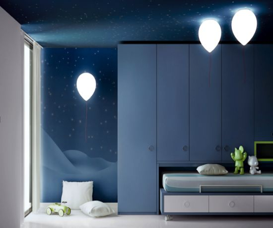 Sanctuary Of Light Ballon Room