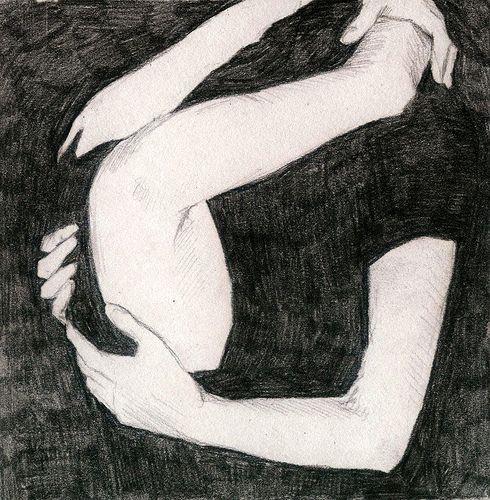 """""""Embrace"""" by Emily Burtner."""