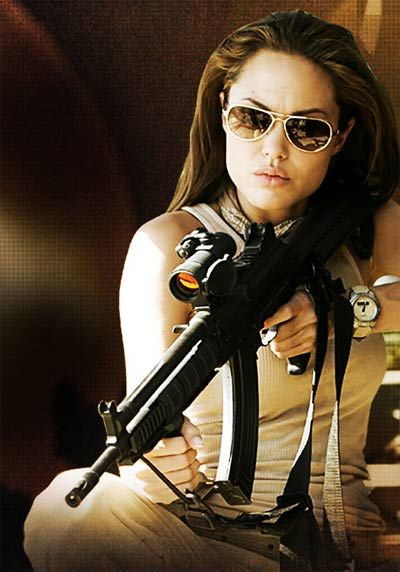 Maybe being a Mrs. Smith wouldn't be too horrible. She seemed to pull it off well.