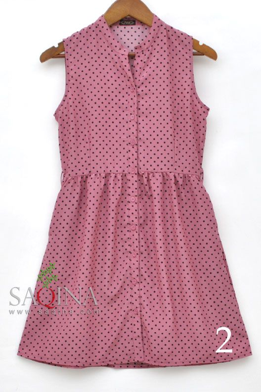 Lovely pink Polkadot. cheer your day up