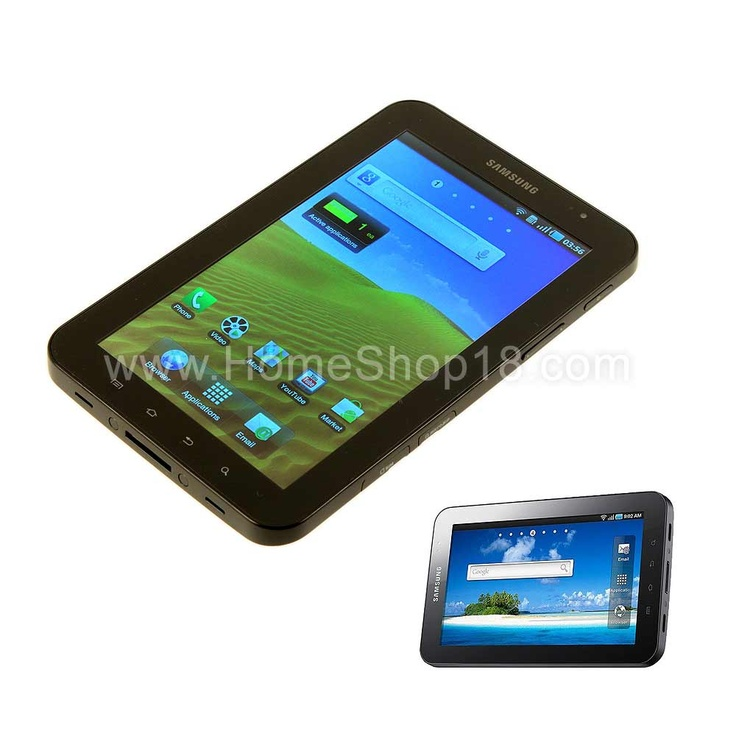 Samsung Galaxy 7 inch Touch Screen #Android