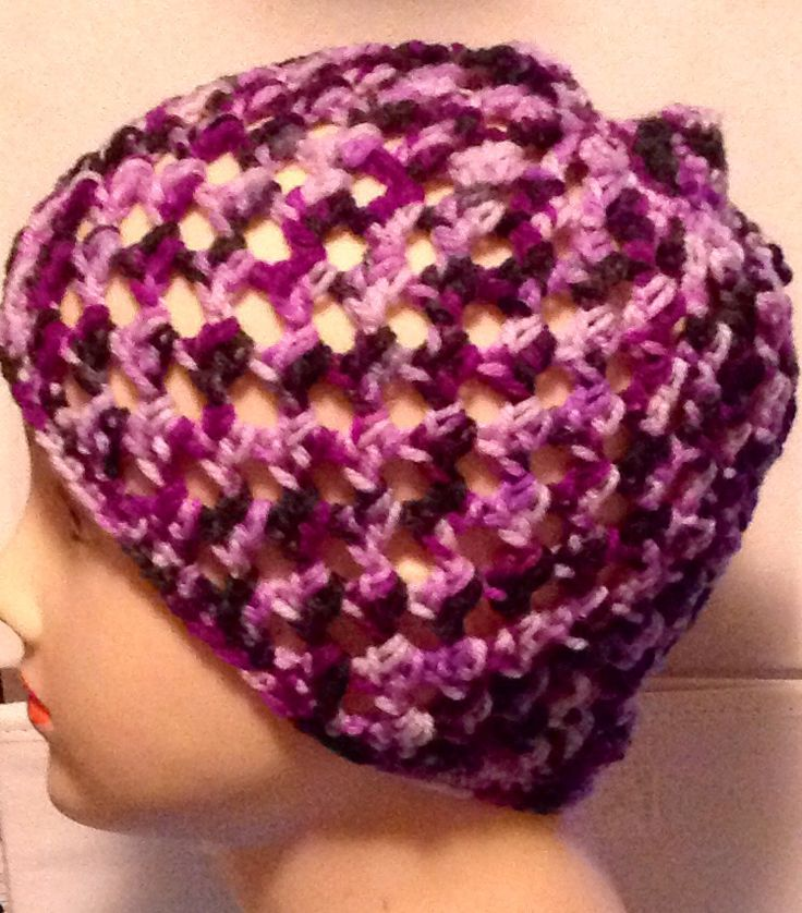 Handmade crochet hat great for summer style fashion. Elly Baba's Treasures ( fits head 54 cm + )