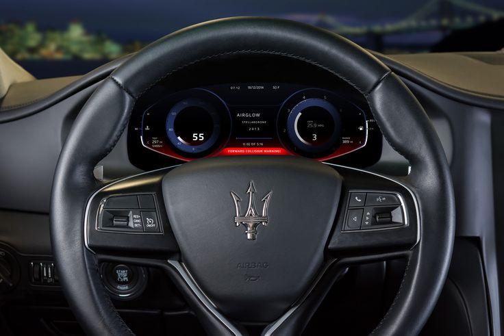 QNX_2015_concept_car_Maserati_forward_collision | by QNX Software Systems